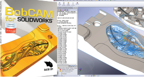New BobCAM For SolidWorks