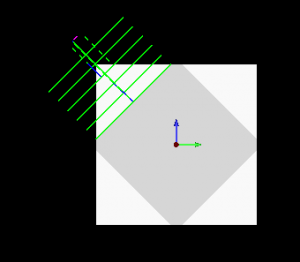 BobCAD screenshot 4 axis indexing