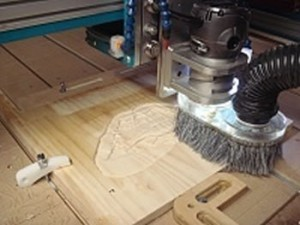 cad cam cnc router sign-making