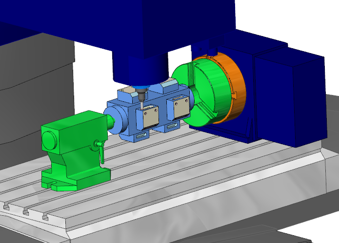 Cad cam technology for cnc manufacturing metalworking for Machine shop layout software