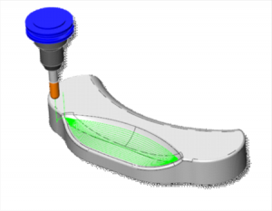 CAD CAM Surface Based Morph Between 2 Surfaces